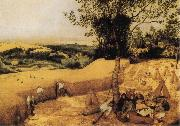 The Corn Harvest, BRUEGHEL, Pieter the Younger