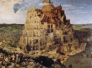 The Tower of Babel, BRUEGHEL, Pieter the Younger