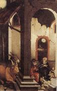BURGKMAIR, Hans The Nativity oil painting reproduction