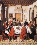 Last Supper, Dieric Bouts