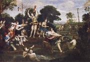 Domenichino Recreation by our Gallery oil painting reproduction