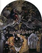 Burial of the Cout of Orgaz, El Greco