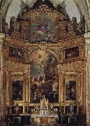 Francisco Rizi Altarpiece oil painting reproduction
