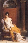 Francois Gerard Madame Recamier oil painting
