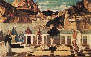 Christian Allegory, Gentile Bellini