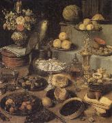 Still Life, Georg Flegel