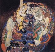 The Virgin, Gustav Klimt