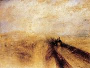 Rain,Steam and Speed-The Great Western Railway, J.M.W. Turner