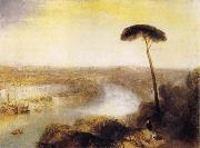 Rome from Mount Aventine, J.M.W. Turner