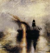 Peace Burial at Sea, J.M.W. Turner
