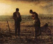Jean Francois Millet The Evening Prayer oil painting