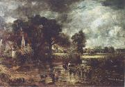 John Constable Full sale study for The hay wain oil painting reproduction