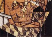 Juan Gris The Teacups oil painting
