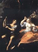 Ludovico Carracci Recreation by our Gallery oil painting reproduction