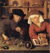 The Money-changer and his Wife, MASSYS, Quentin