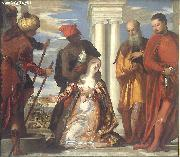 The Martyrdom of St. Justine, Paolo  Veronese