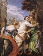 Allegory of Vice and Virtue, Paolo  Veronese