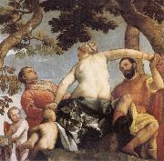 Allegory of Love, Paolo  Veronese