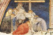Pietro Lorenzetti The Deposition oil painting reproduction