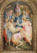 Deposition, Pontormo, Jacopo
