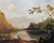 View of Snowdon, Richard  Wilson