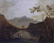 Snowdon from Llyn Nantlle, Richard  Wilson