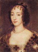Hnrietta Maria of France,Queen of England