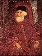 Portrait of Jacopo Soranzo, Tintoretto