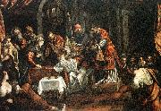 The Circumcision, Tintoretto