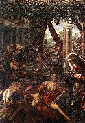 Tintoretto La Probatica Piscina oil painting reproduction