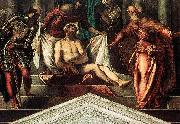 Crowning with Thorns, Tintoretto