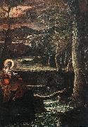 St Mary of Egypt, Tintoretto