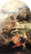 St George and the Dragon, Tintoretto