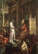 Christ before Pilate, Tintoretto