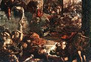 The Slaughter of the Innocents, Tintoretto