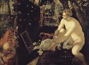 Tintoretto Recreation by our Gallery oil painting reproduction