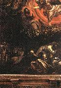 The Prayer in the Garden, Tintoretto