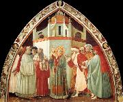 Disputation of St Stephen, UCCELLO, Paolo
