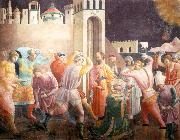 Stoning of St Stephen, UCCELLO, Paolo