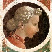 Roundel with Head, UCCELLO, Paolo