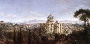 The St Peter's in Rome, WITTEL, Caspar Andriaans van