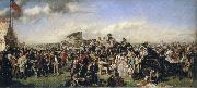 William Powell Frith The Derby Day oil painting