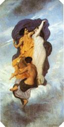 Adolphe William Bouguereau The Dance
