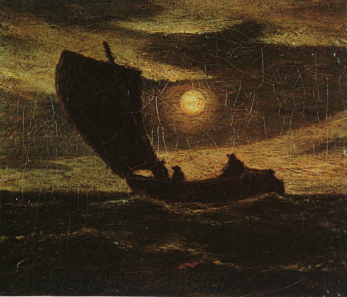 Albert Pinkham Ryder Toilers of the Sea