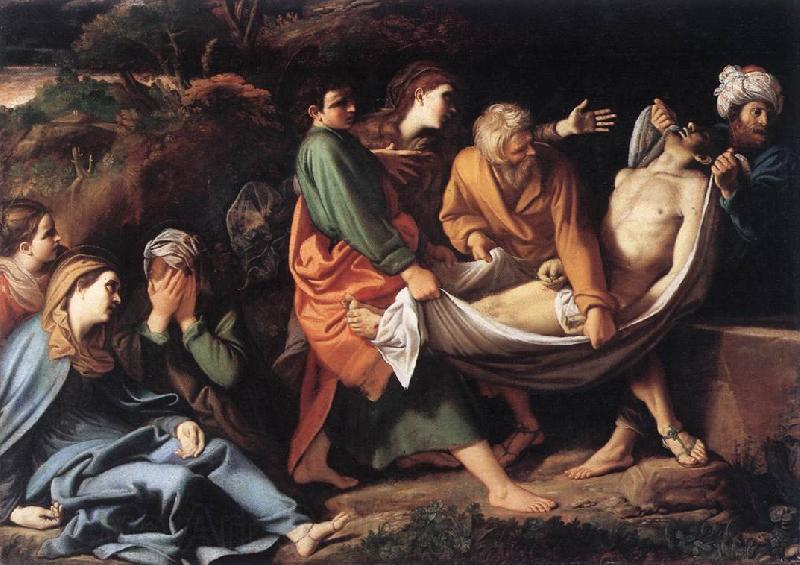 BADALOCCHIO, Sisto The Entombment of Christ hhh