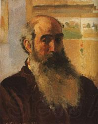 Camille Pissarro Self-Portrait