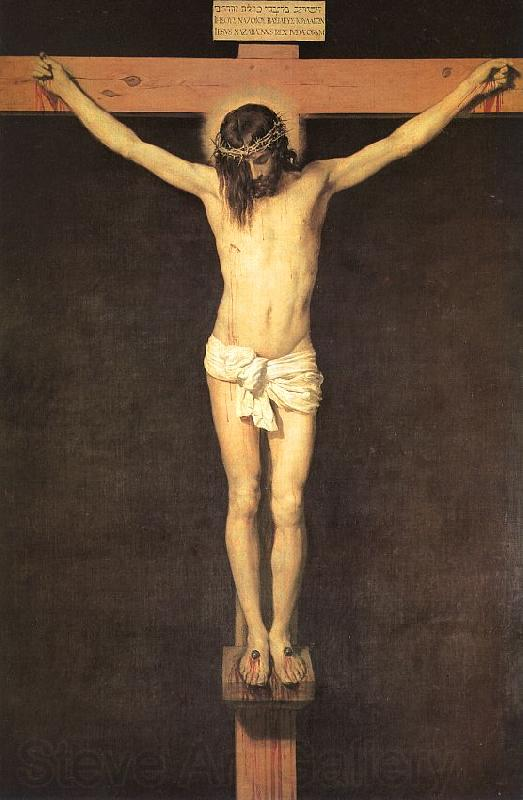 Diego Velazquez Christ on the Cross
