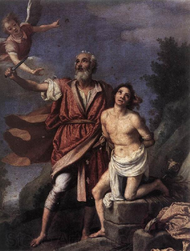 EMPOLI Sacrifice of Isaac sd