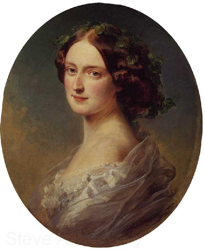 Franz Xaver Winterhalter Lady Clementina Augusta Wellington Child-Villiers