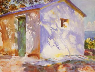 John Singer Sargent Lights and Shadows